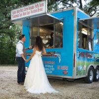 Food Truck for Small Wedding