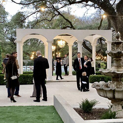 January Wedding in San Antonio